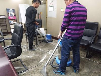 会议室清洗地毯