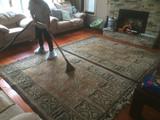 清洗纯毛地毯